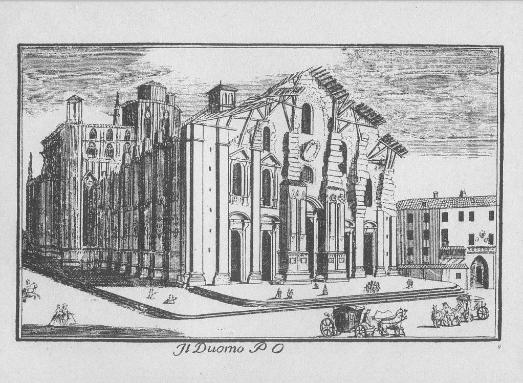 Milan cathedral for Milano re immobili di prestigio