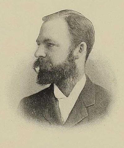 Dana Carleton Munro, circa 1904
