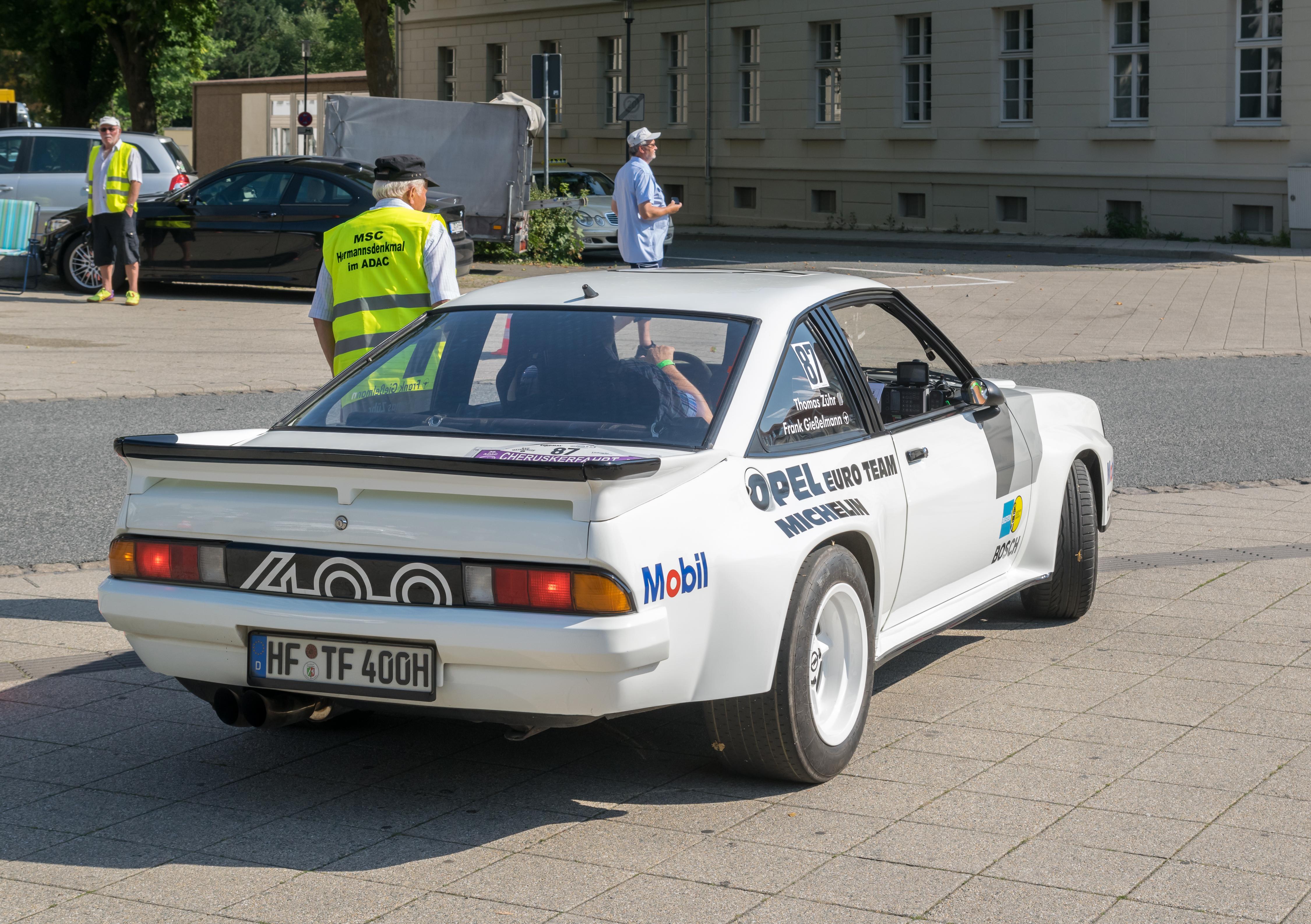 1984 opel manta 400