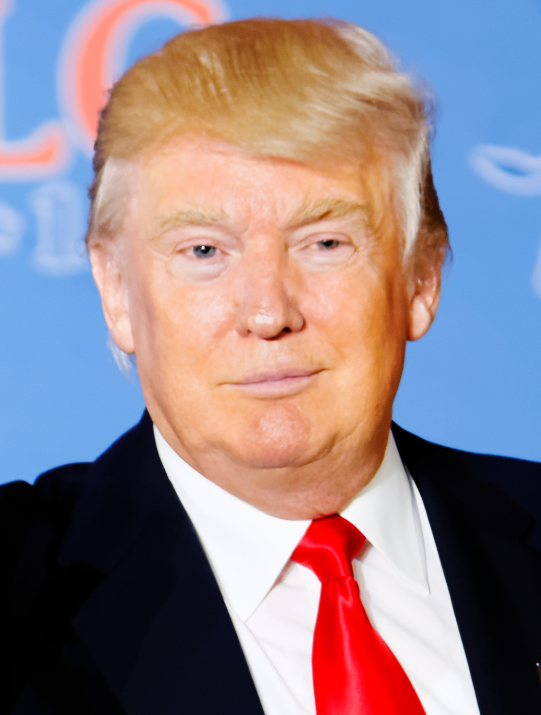 Poet Donald Trump