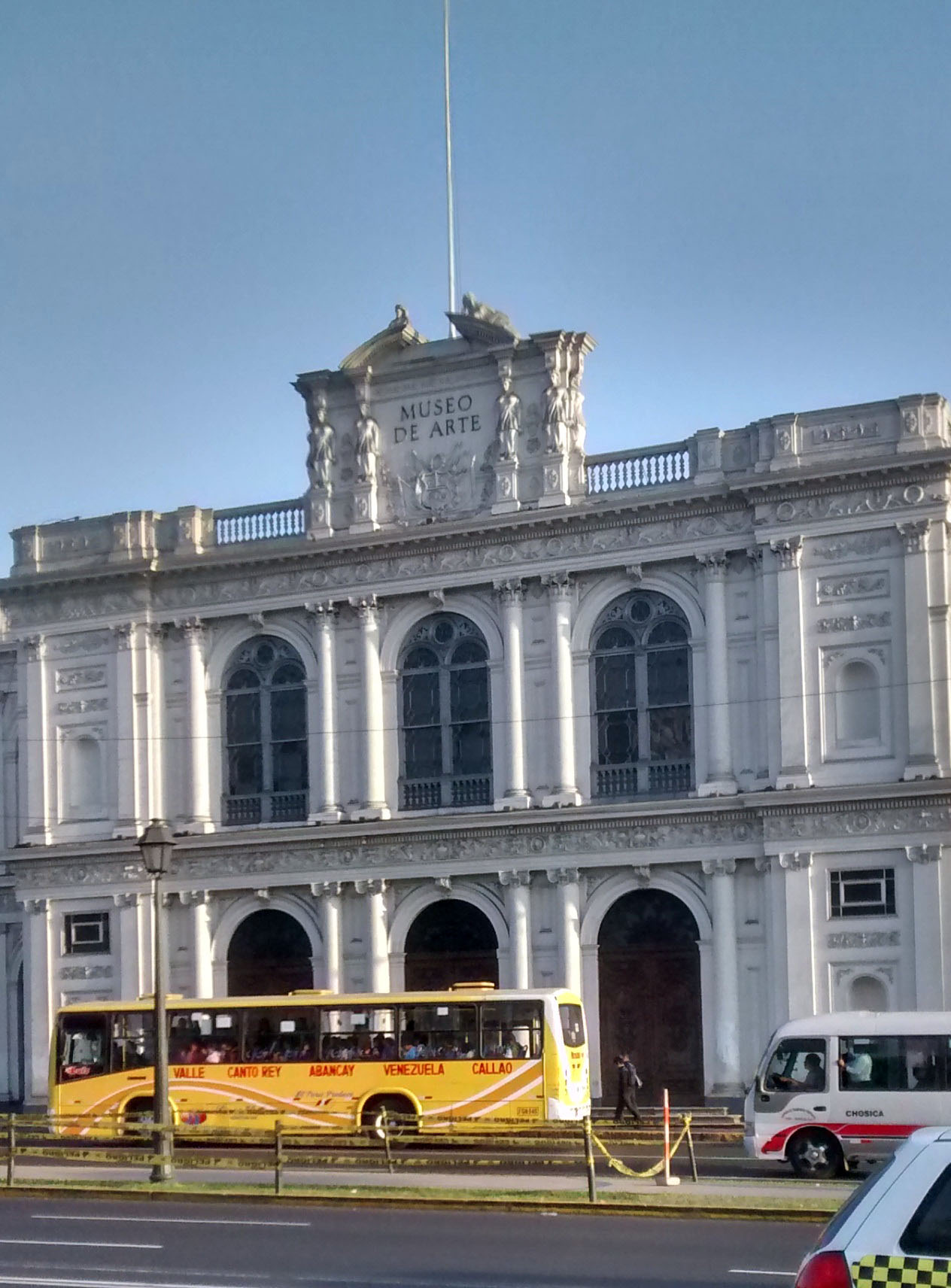 File:ENTRADA AL MUSEO DE ARTE (Lima).jpg - Wikimedia Commons