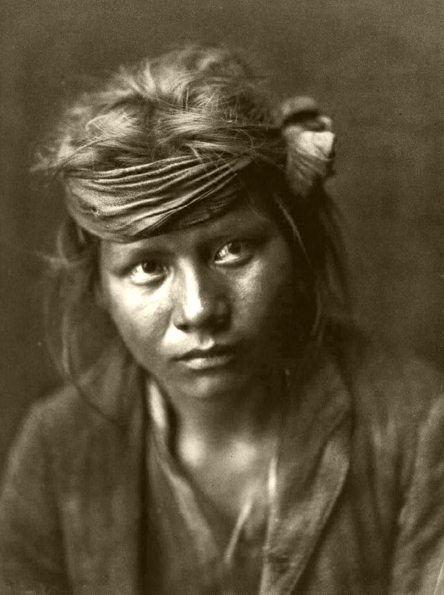Indigenous American Face Paint