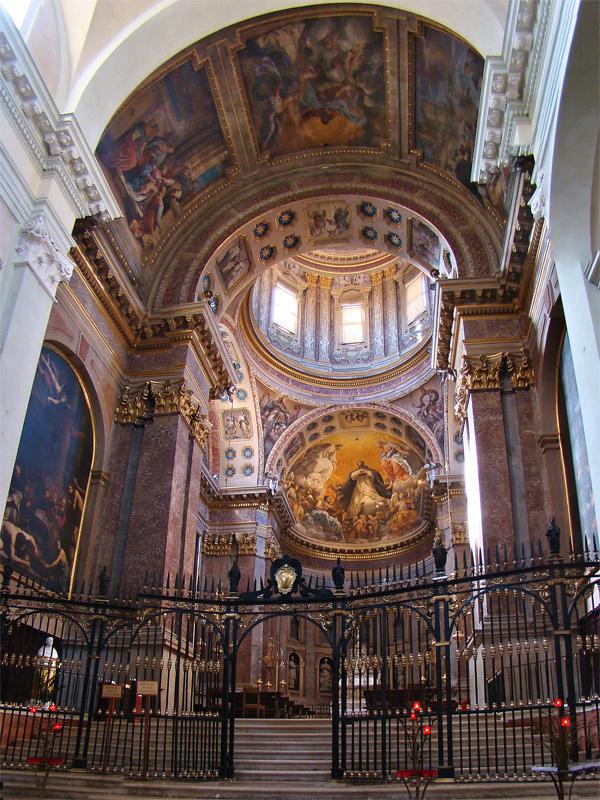 Basilique San Domenico, Bologne, Émilie-Romagne, Italie. Chapelle San Domenico.