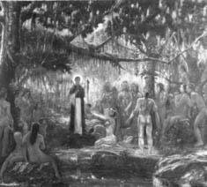 Evangelho na selva