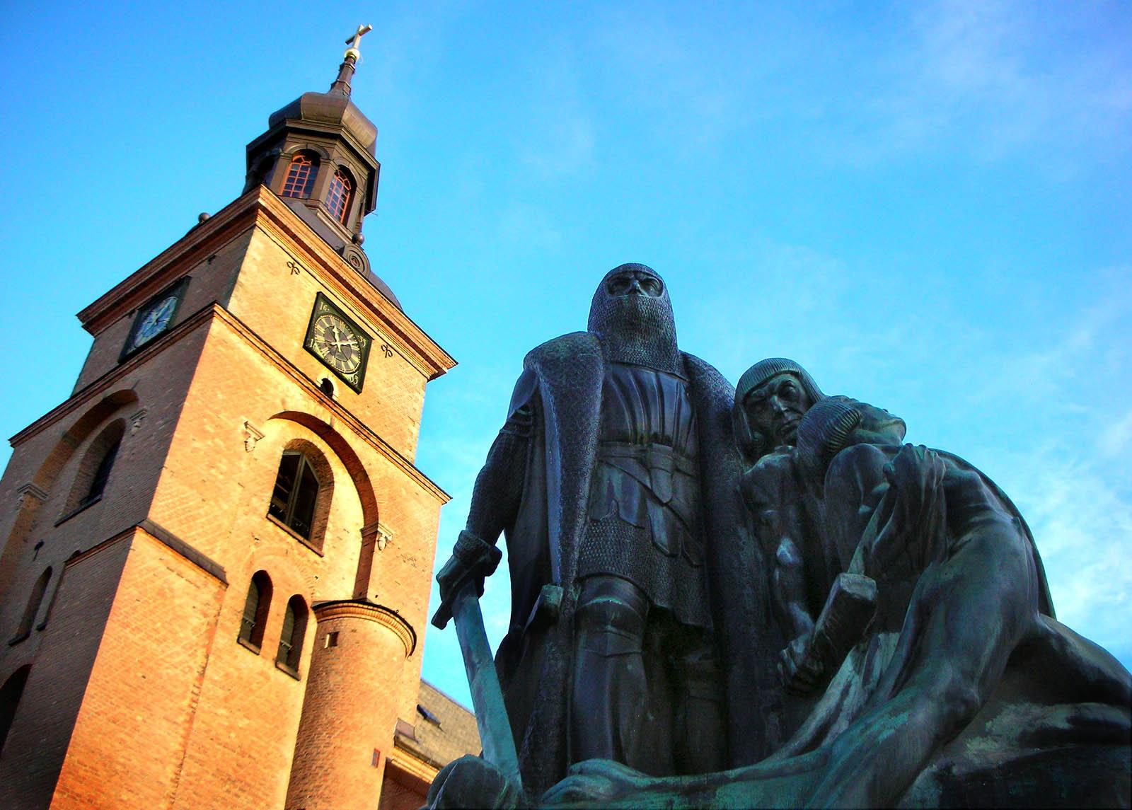 Kristine kyrka, Falun Wikipedia