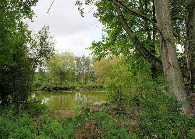 Fishing Lakes - geograph.org.uk - 1020706