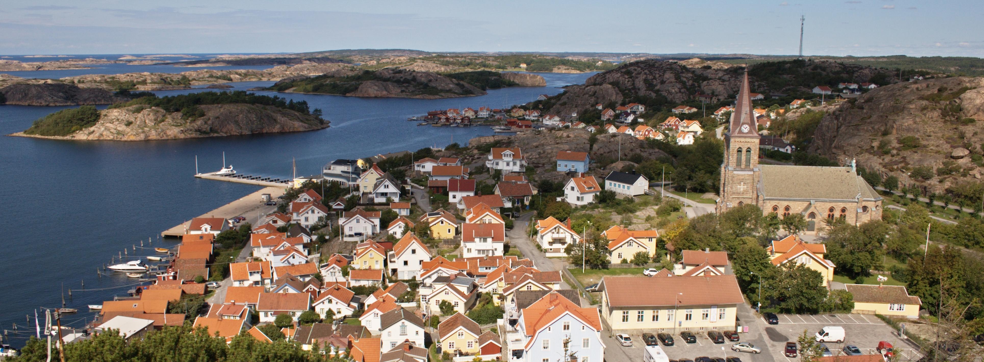 Fjällbacka, Bohuslän, Sweden