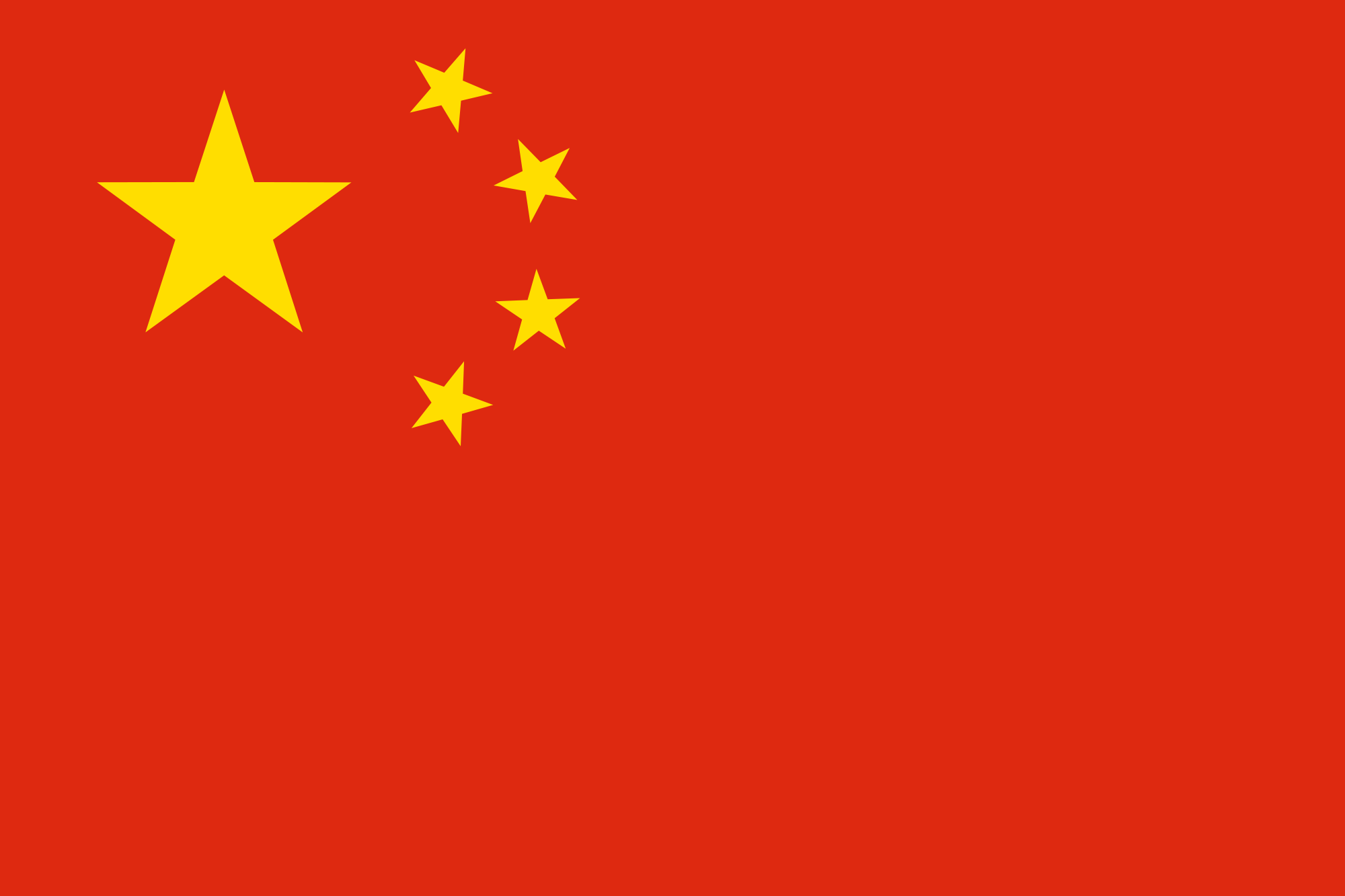Image result for china flag png