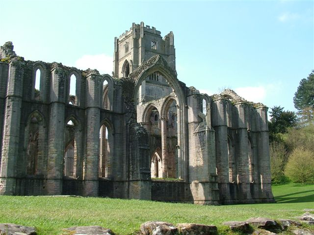 Fountains Abbey - geograph.org.uk - 6947