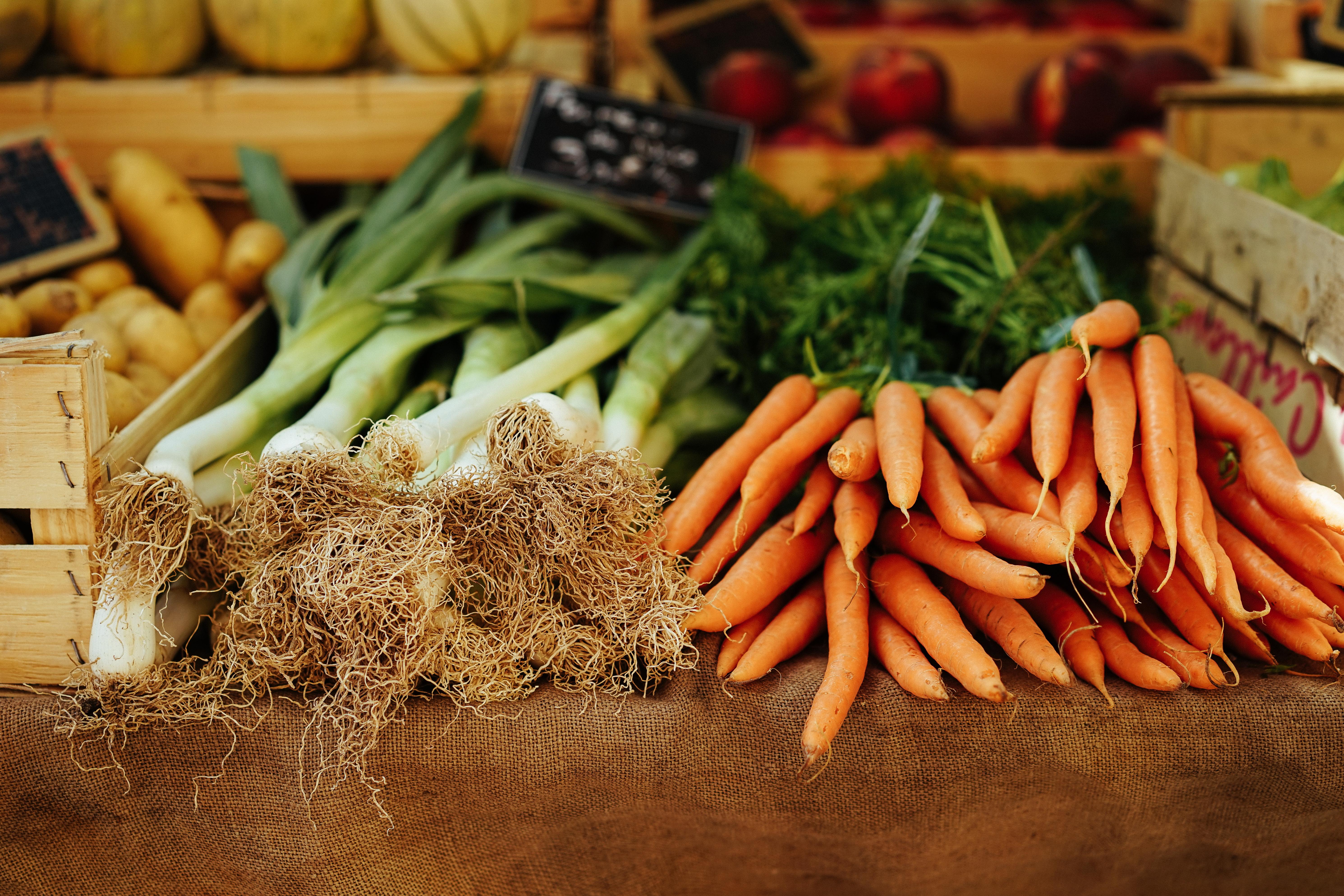 Fresh Produce in Whistler