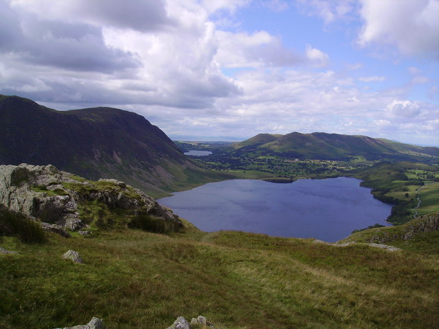 From Rannerdale Knotts - geograph.org.uk - 776313