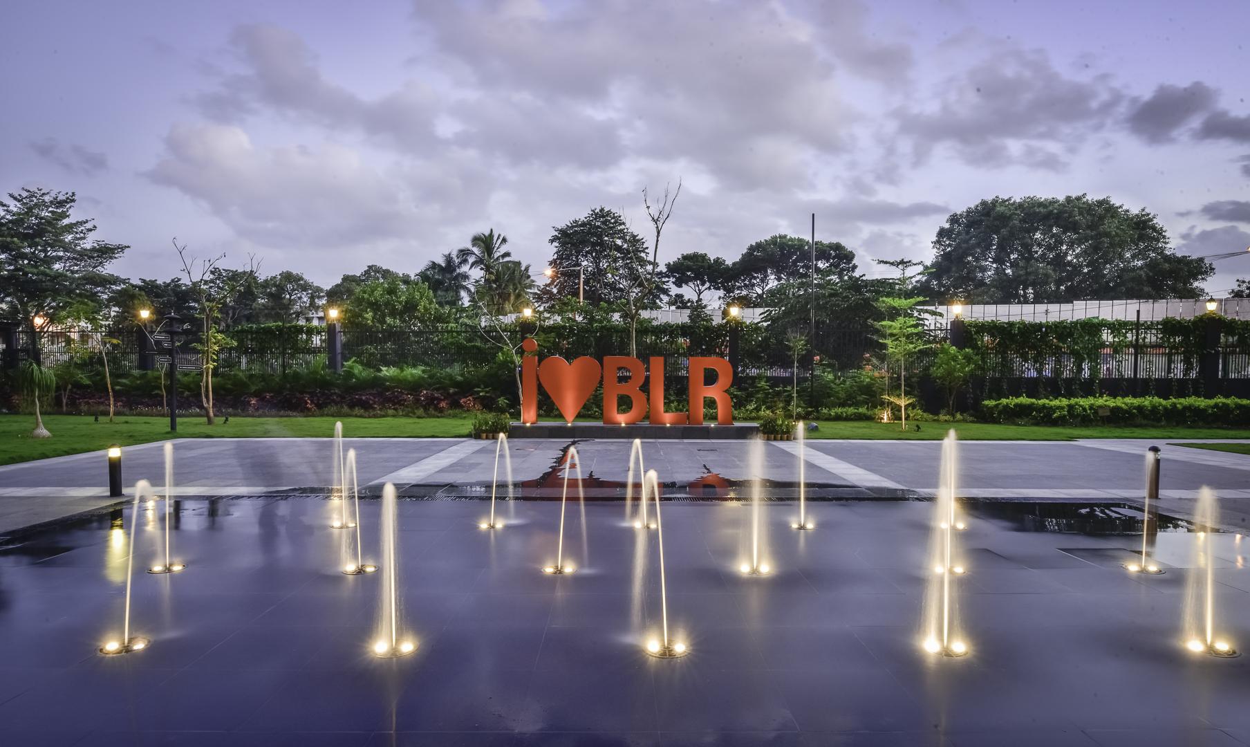 Garden City @ VR Bengaluru