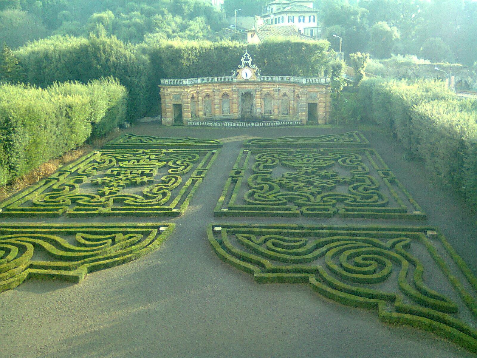 Frascati Italy  city pictures gallery : ... Giardino e Ninfeo Villa Lancellotti a Frascati Wikimedia Commons