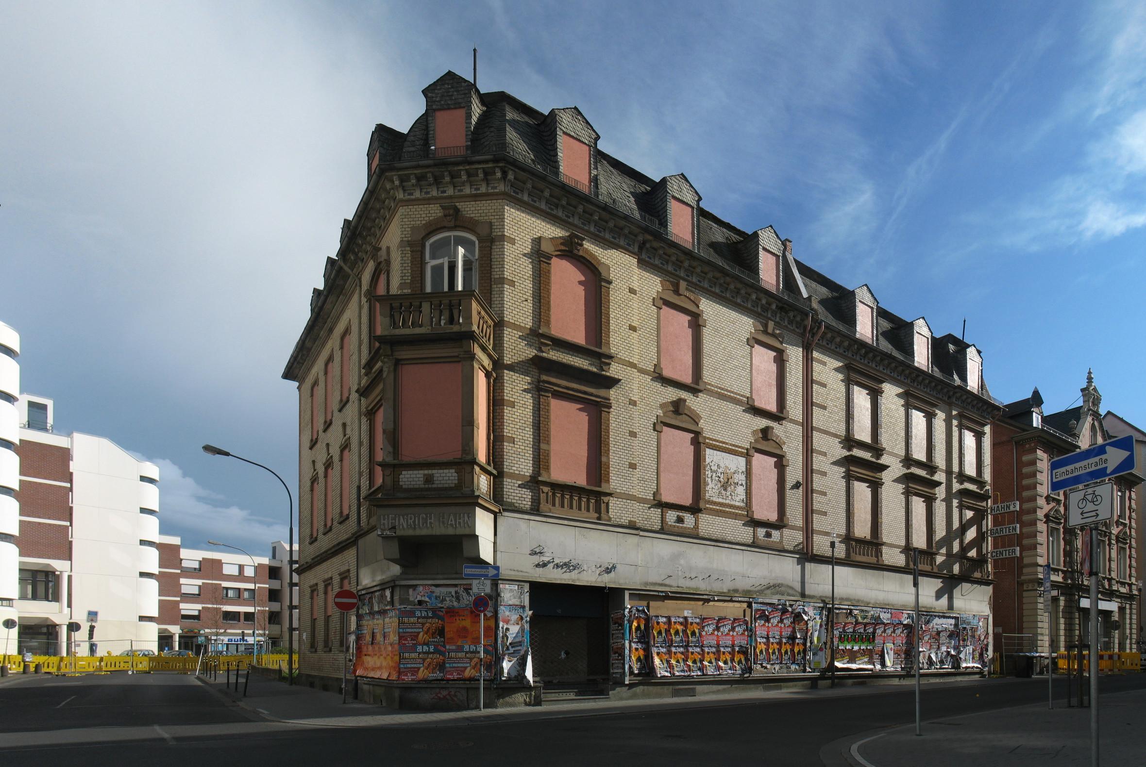 File Giessen Haus Samen Hahn01 2012 04 22 Jpg Wikimedia Commons