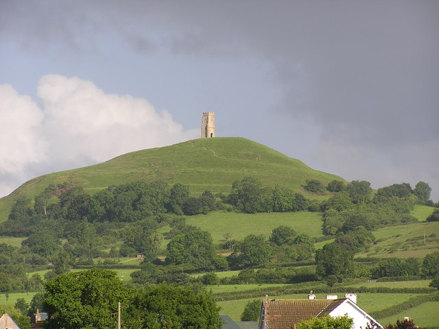 Glastonbury Tor - geograph.org.uk - 1105318