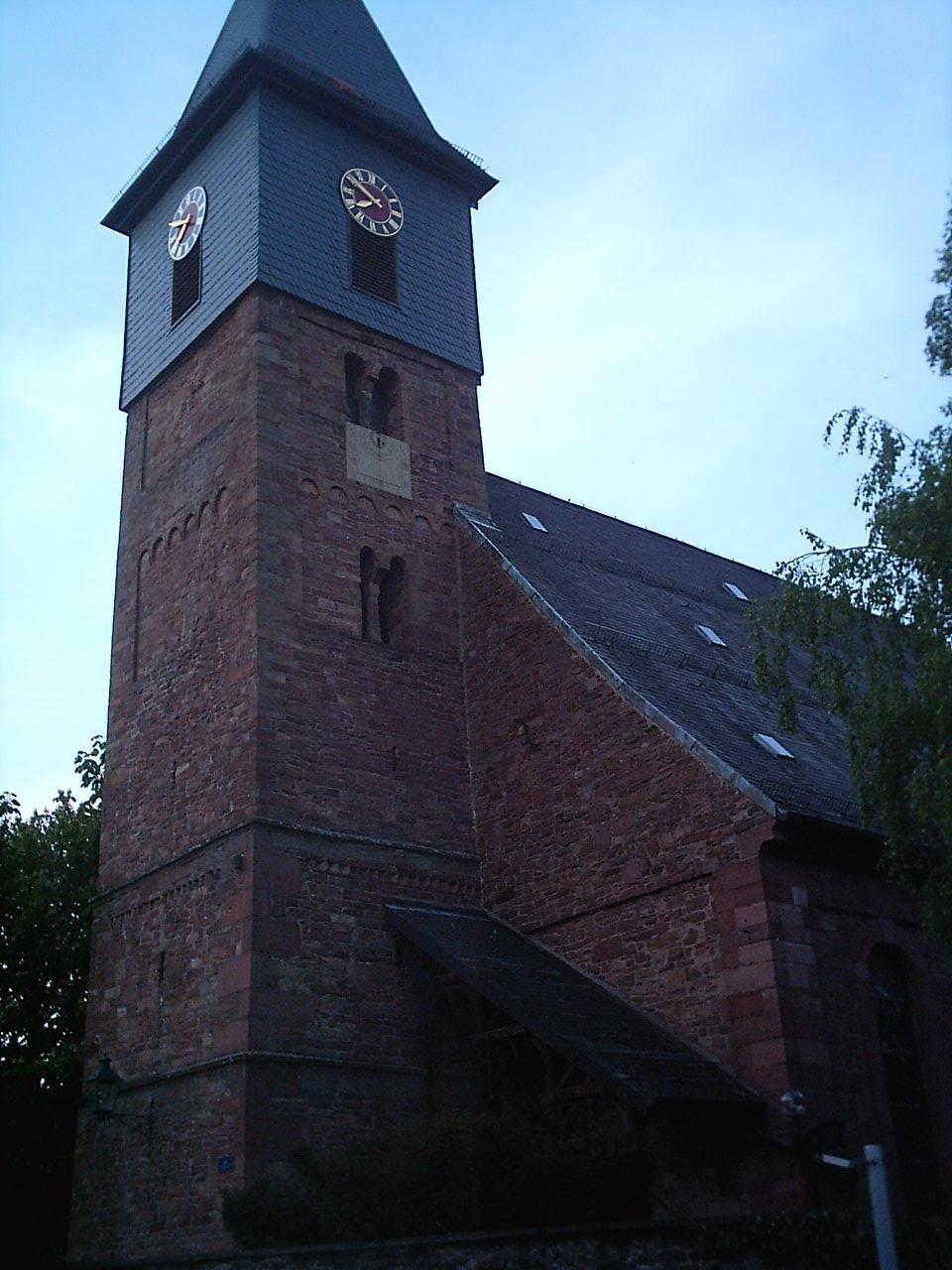 karlsruhe evangelische kirche