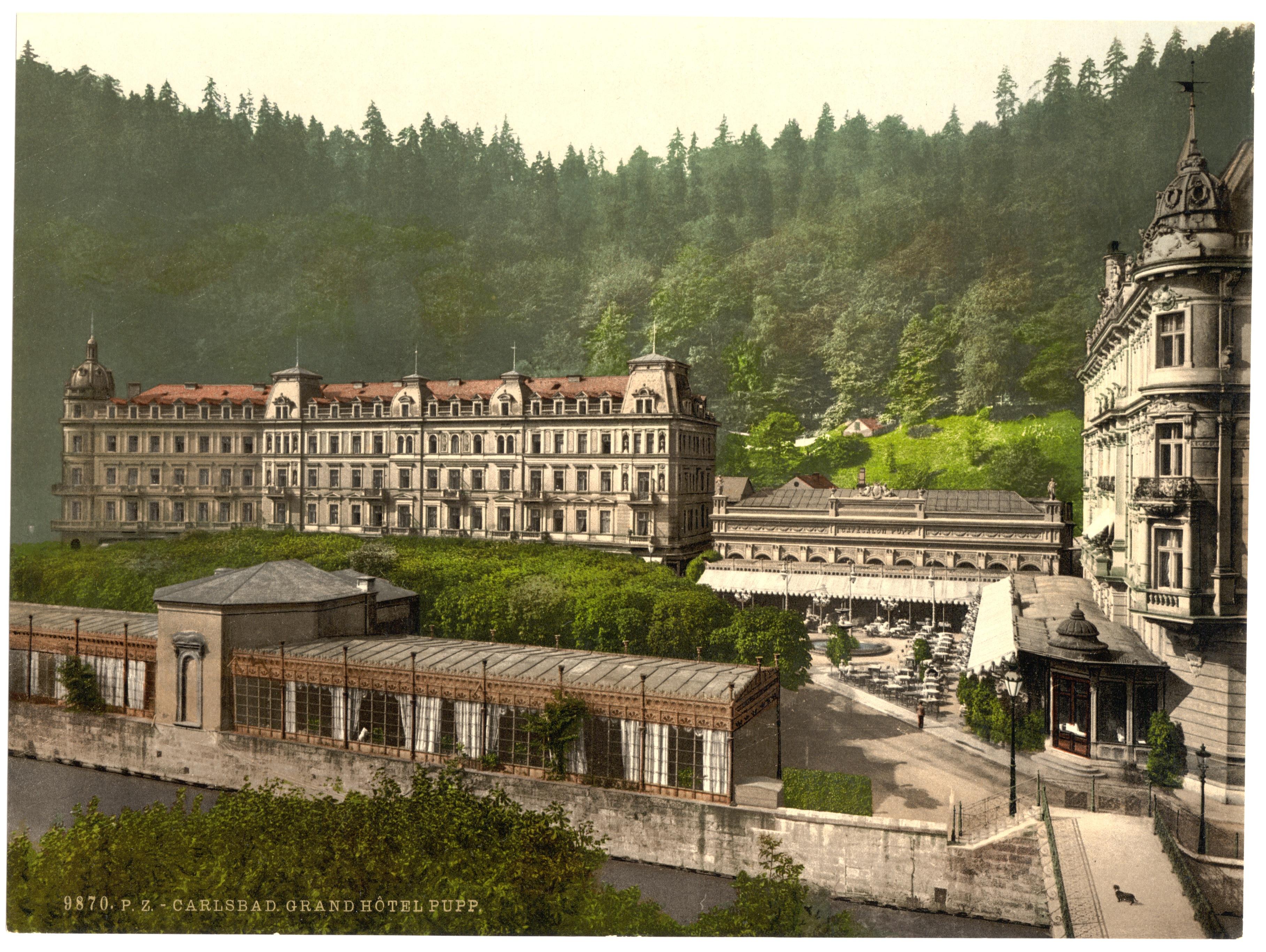 Grand hotel карловы вары