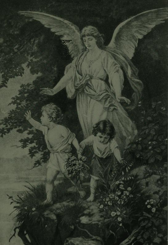 Description Guardian Angel alternative painting jpgAngels Demons Painting
