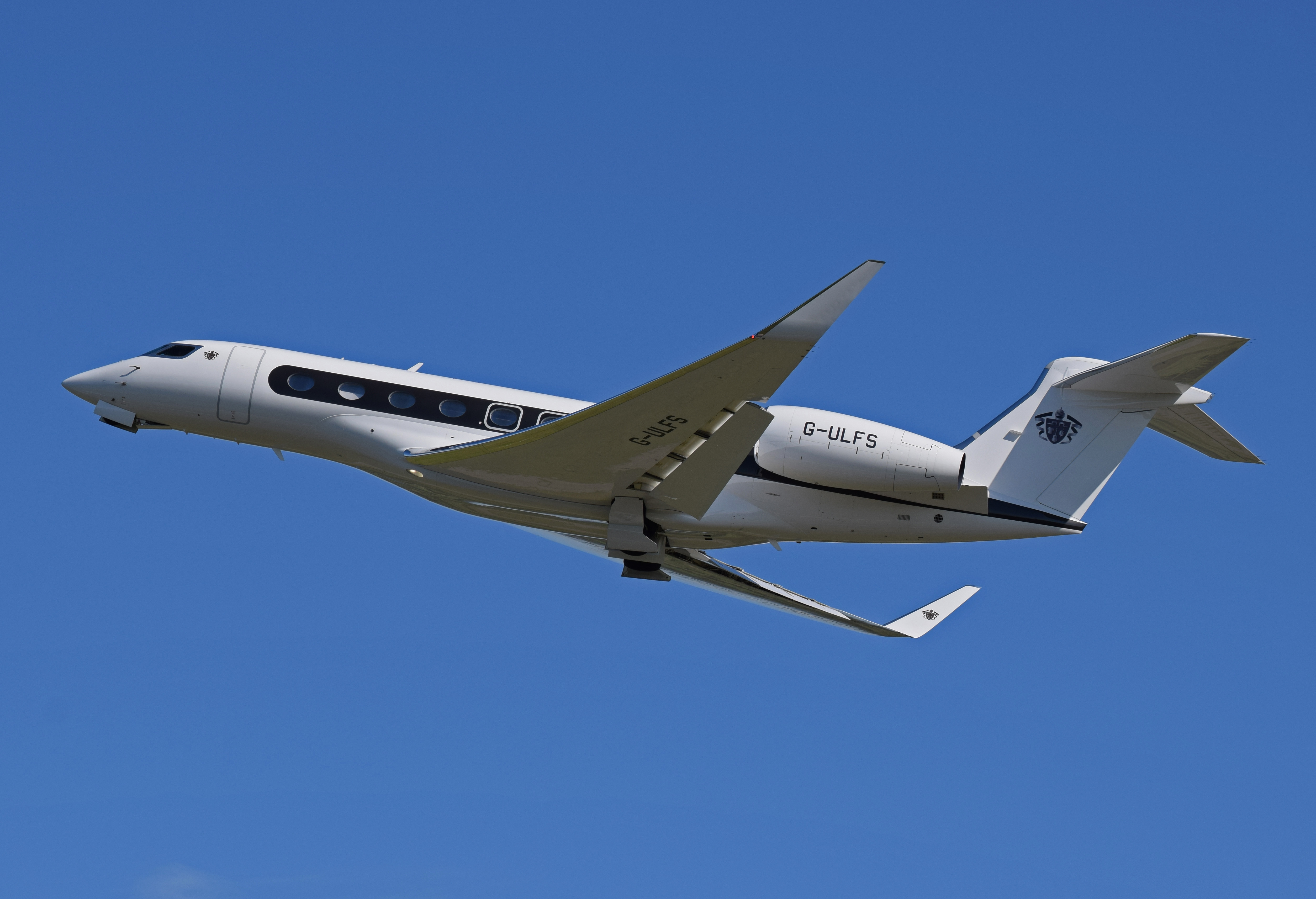 FileGulfstream G650 departs Bristol 23rdAug2014 arpjpg