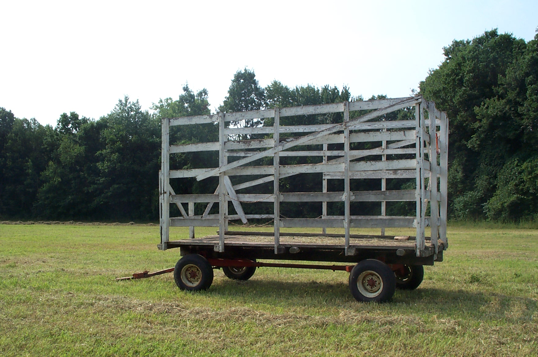 Image result for hay wagon
