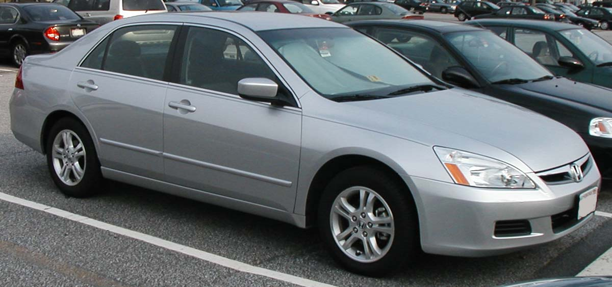 2006 Honda Accord Sedan >> File Honda Accord Sedan Jpg Wikimedia Commons