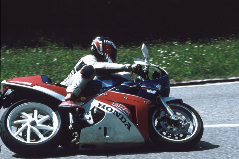 Honda vfr750r