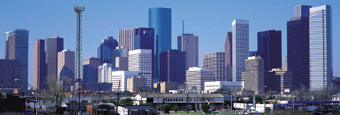 Houston, TX skyline
