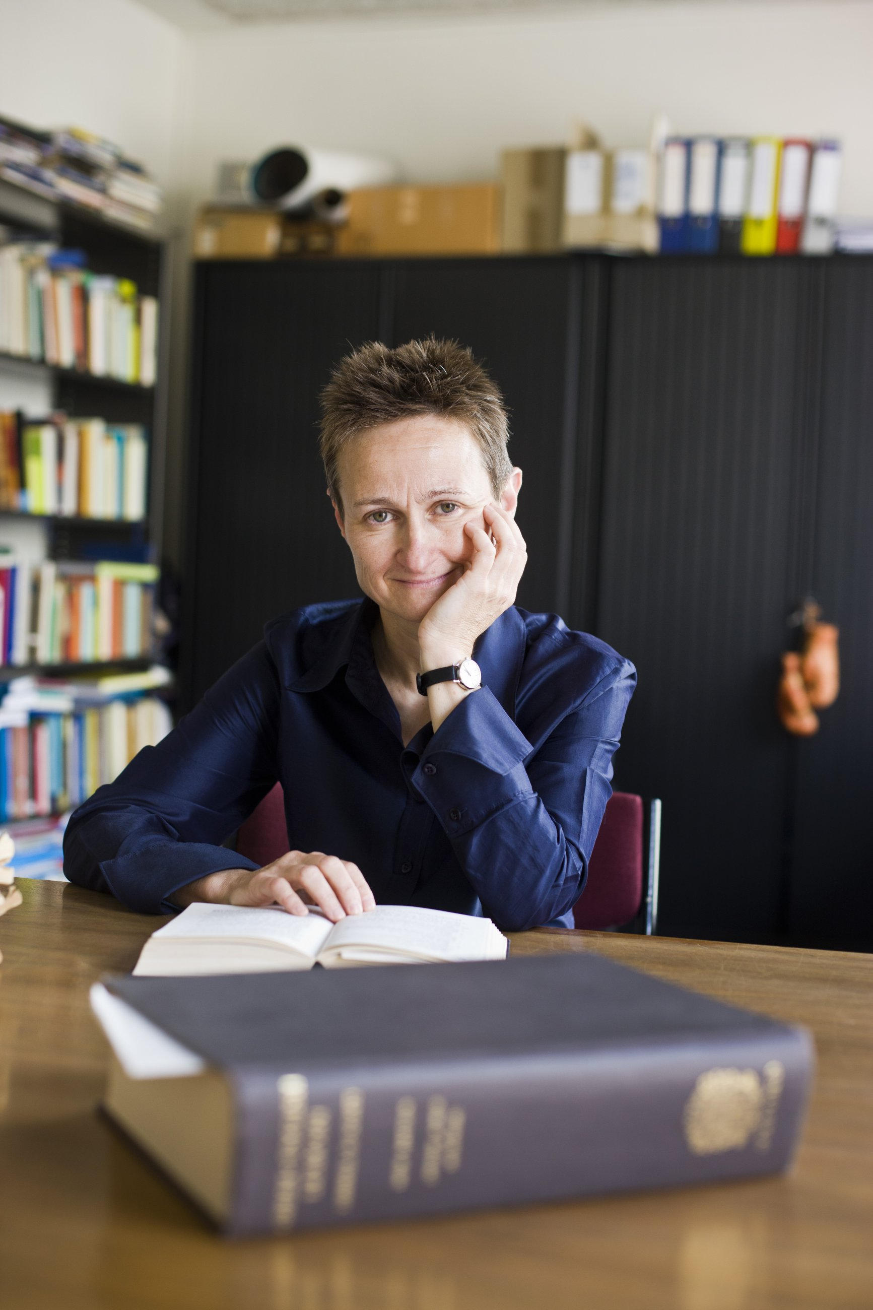 professor at Leiden University