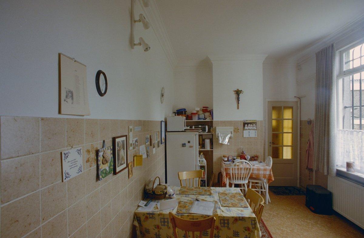 File interieur pastorie overzicht keuken putte