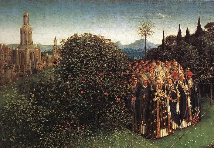 comparison between jan van eyck and Home essays arnolfini marriage by jan arnolfini marriage by jan van eyck comparison between jan van eyck and fra angelico essayto italy to study the classical arts and the renowned italian renaissance artists many of the same themes.