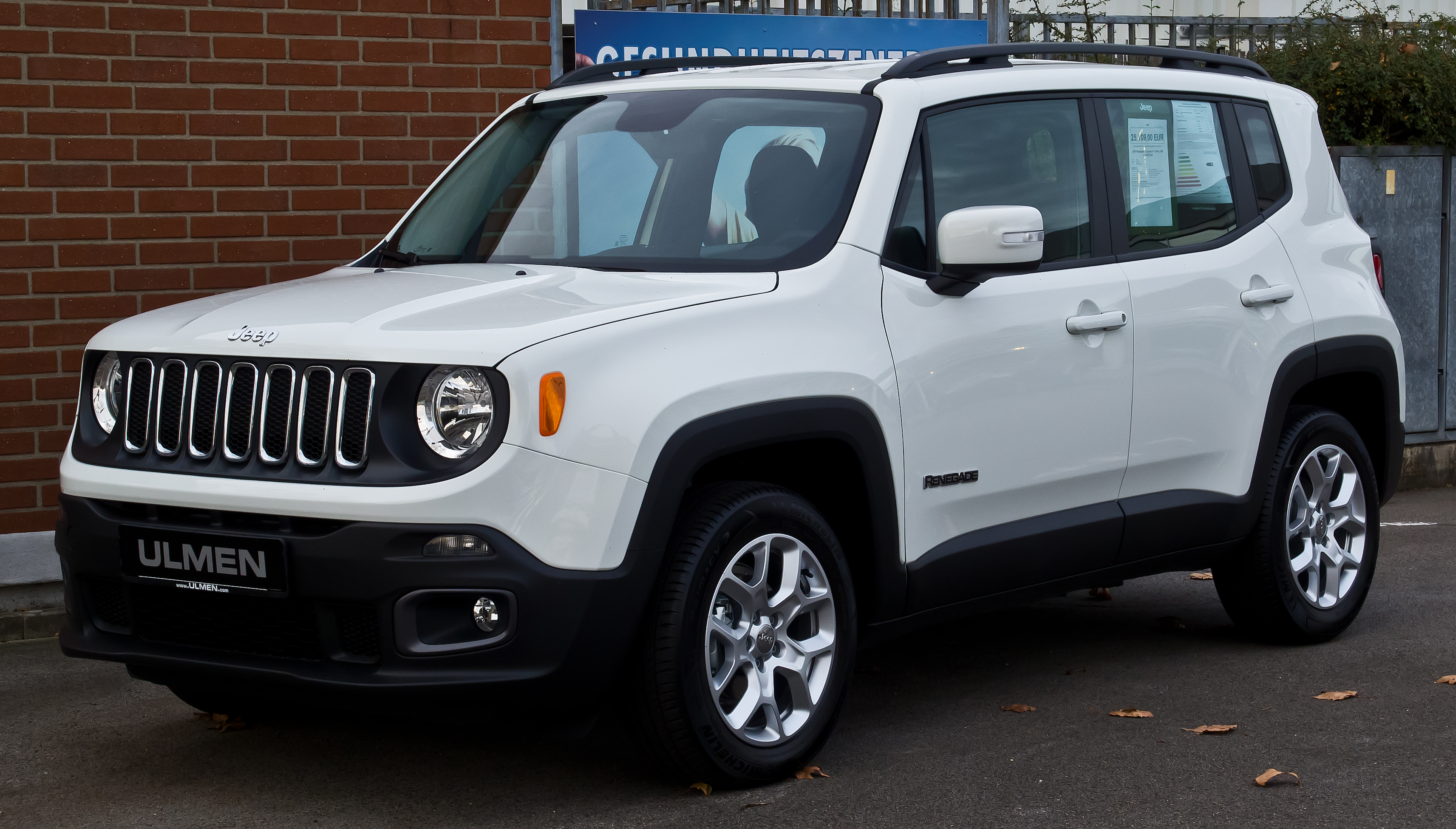 2018 Jeep Renegade: Changes, Design, Features, Price >> Jeep Renegade Bu Wikipedia