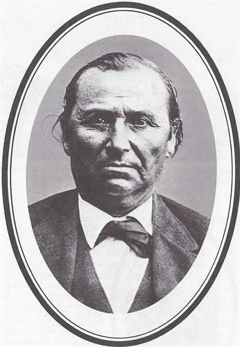 image of Joseph LaFlesche