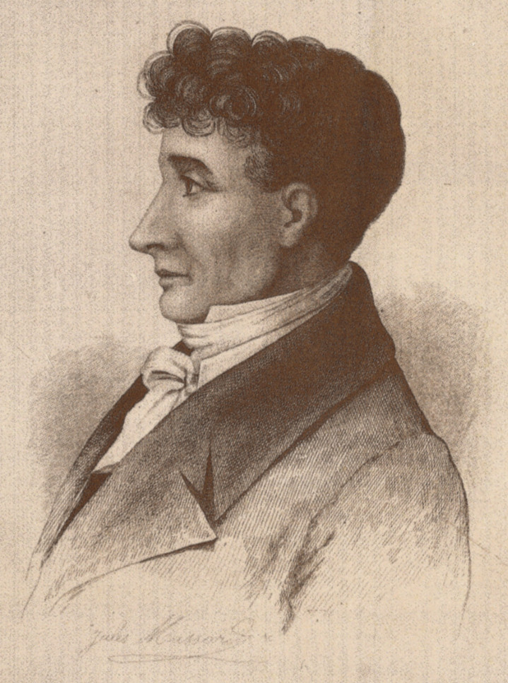 Portrait of Joseph Joubert