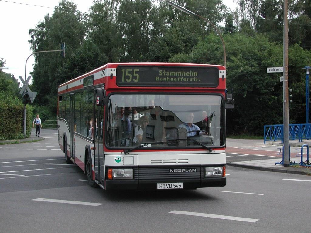 Kvb Bus 127