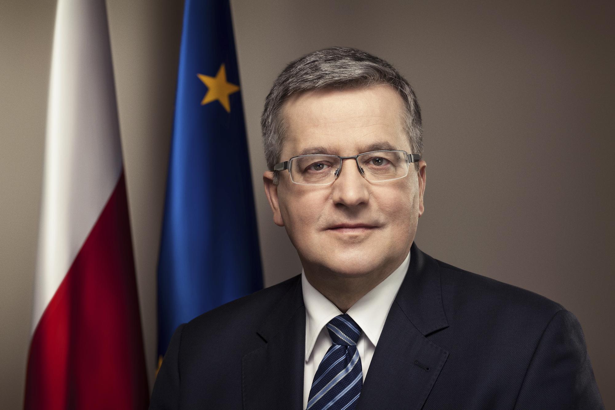 Bronislaw Komorowski Geburtstag