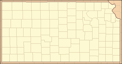 List Of Counties In Kansas Wikipedia