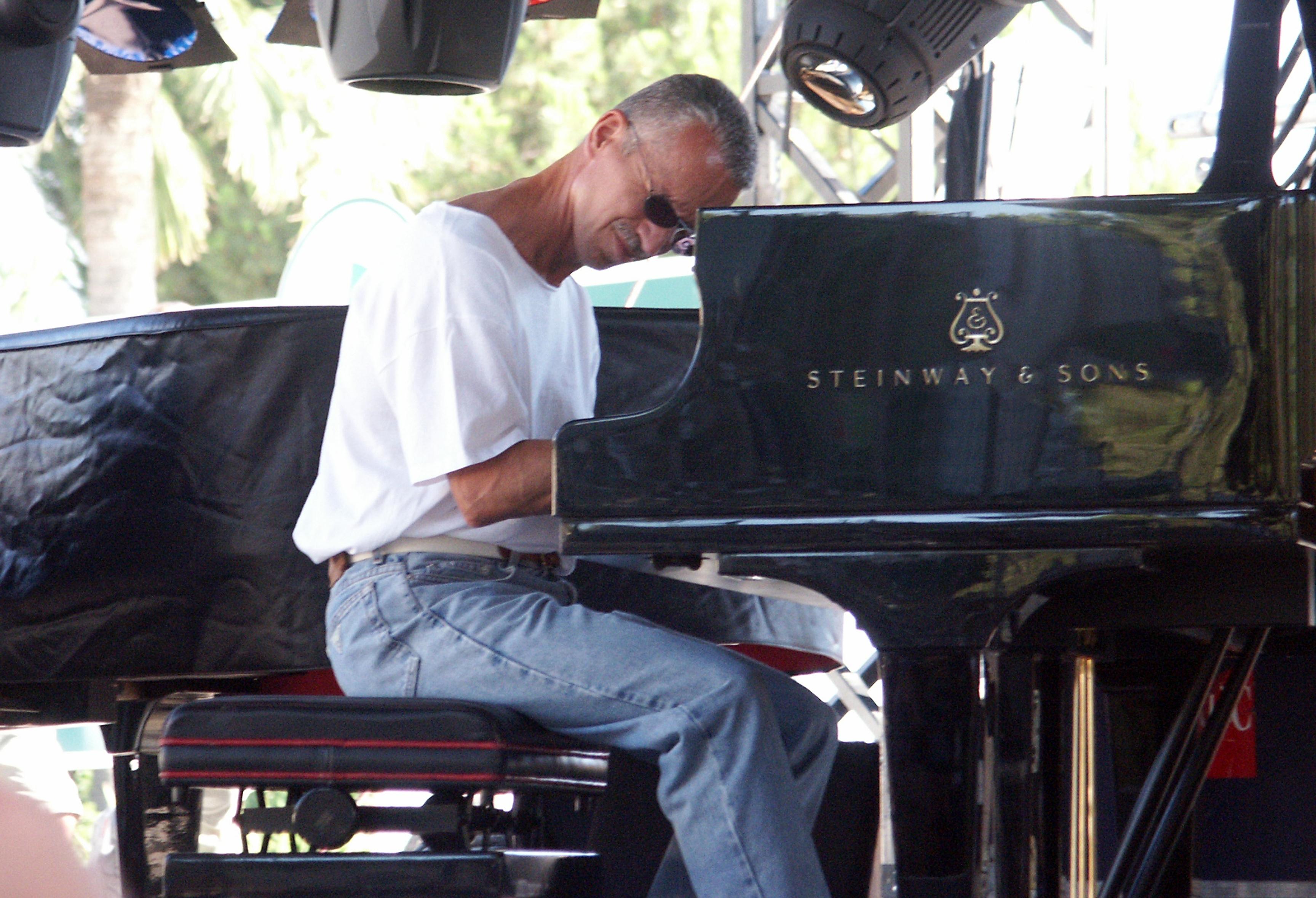 Keith Jarrett Größe