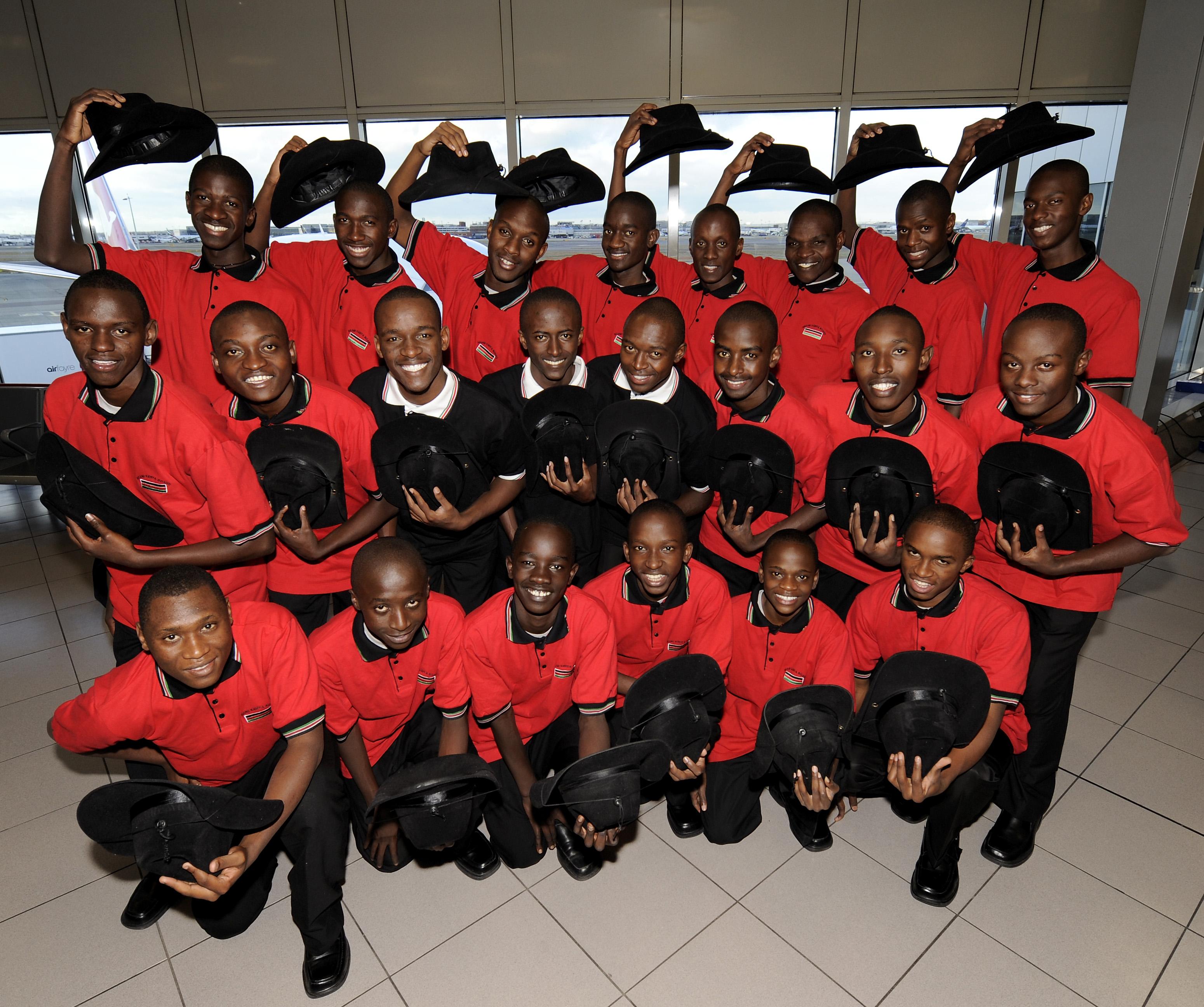 Kenya Boys Choir