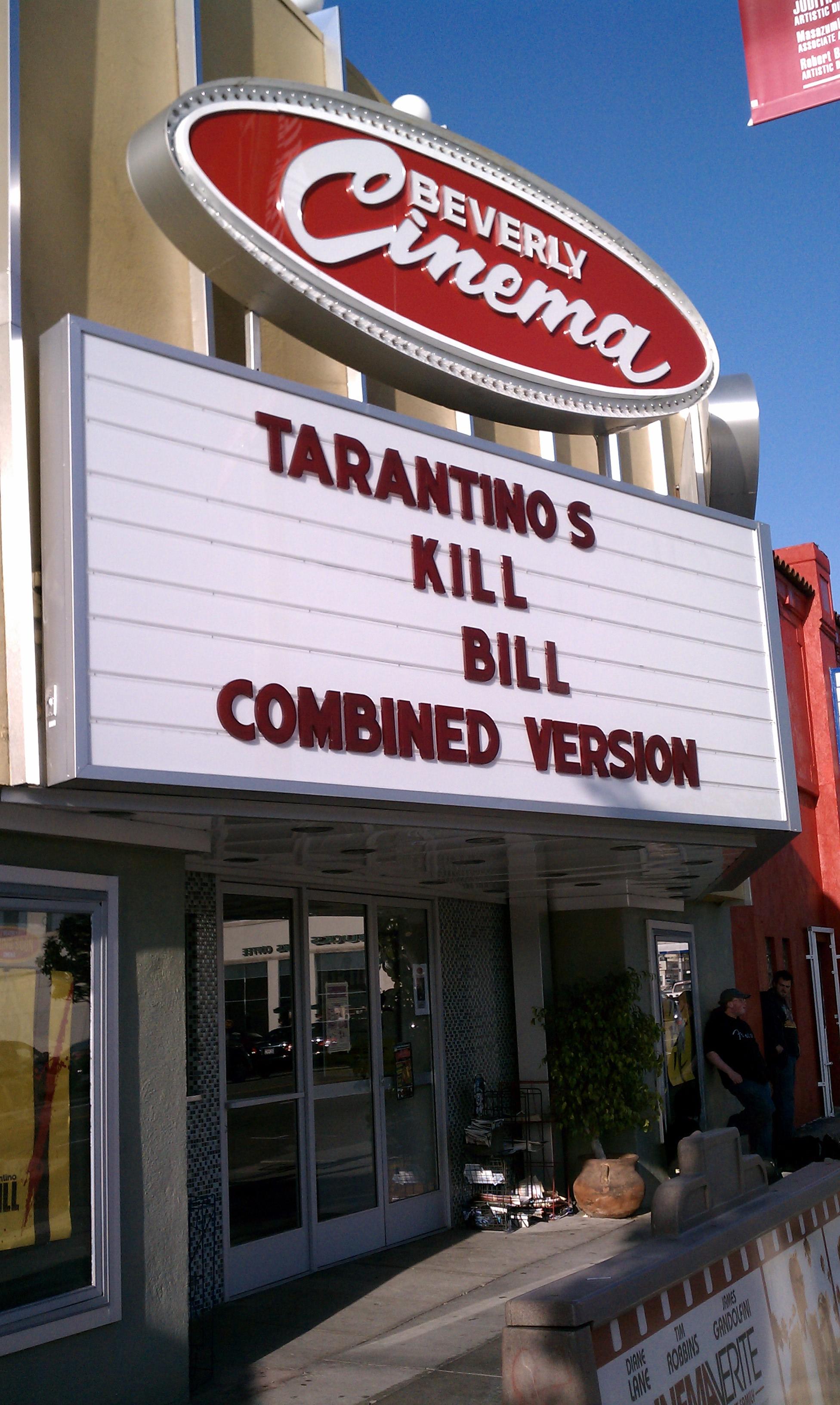 New Beverly Cinema Wikipedia