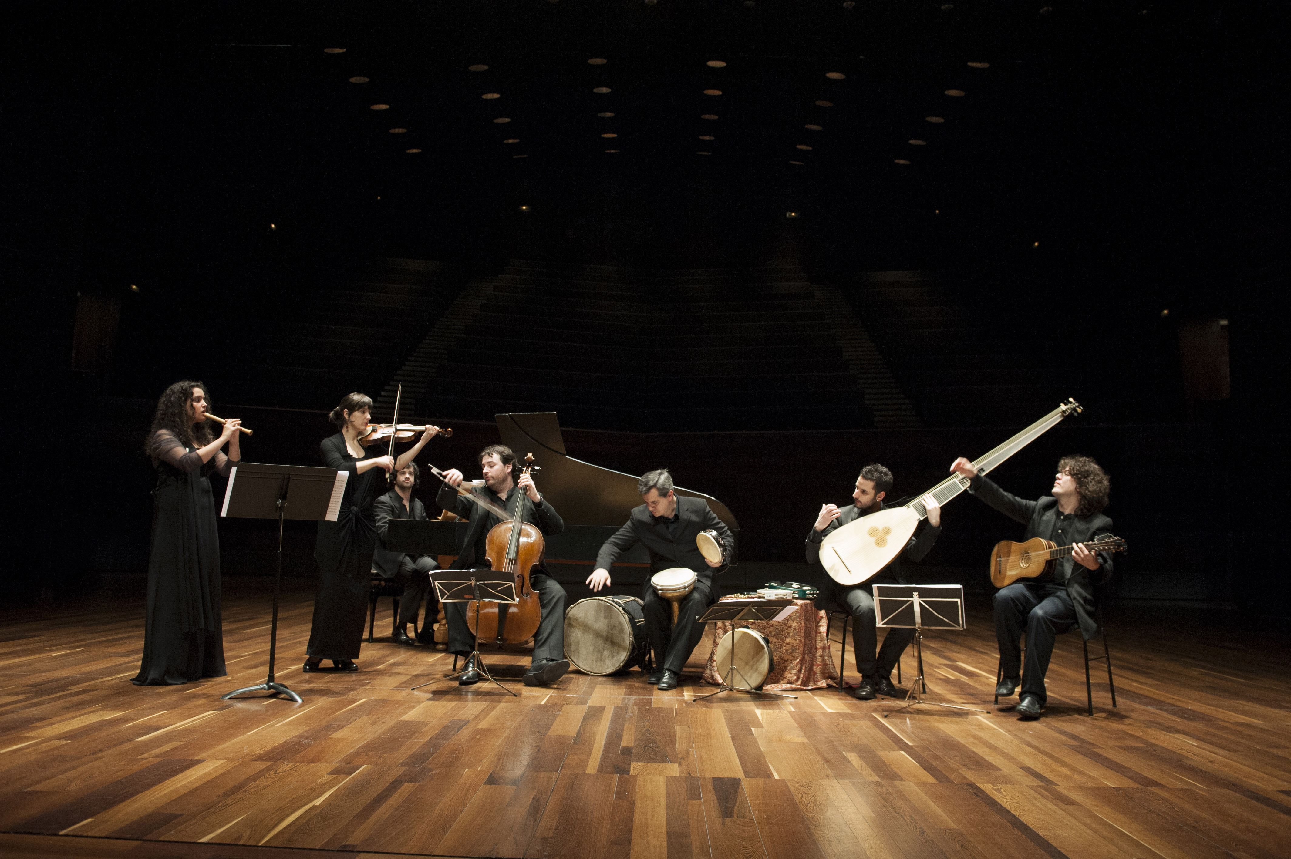 Making Early Music in the Modern Age by Nick Wilson