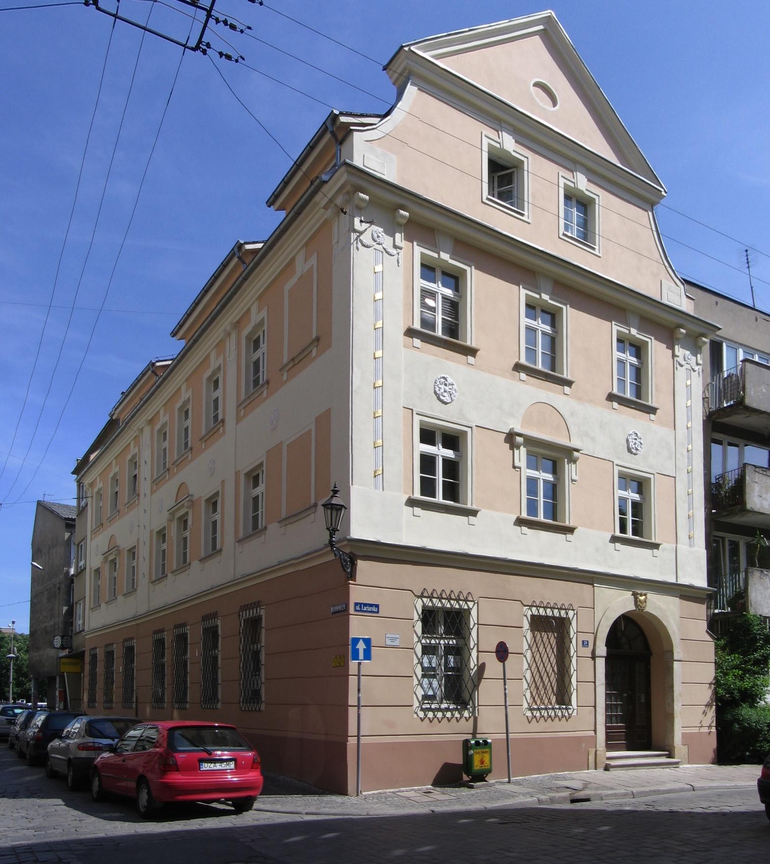 Ulica Łaciarska we Wrocławiu