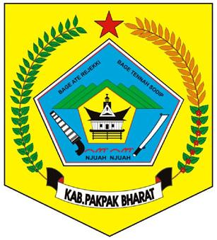 File Lambang Kabupaten Pakpak Bharat Jpg Wikimedia Commons