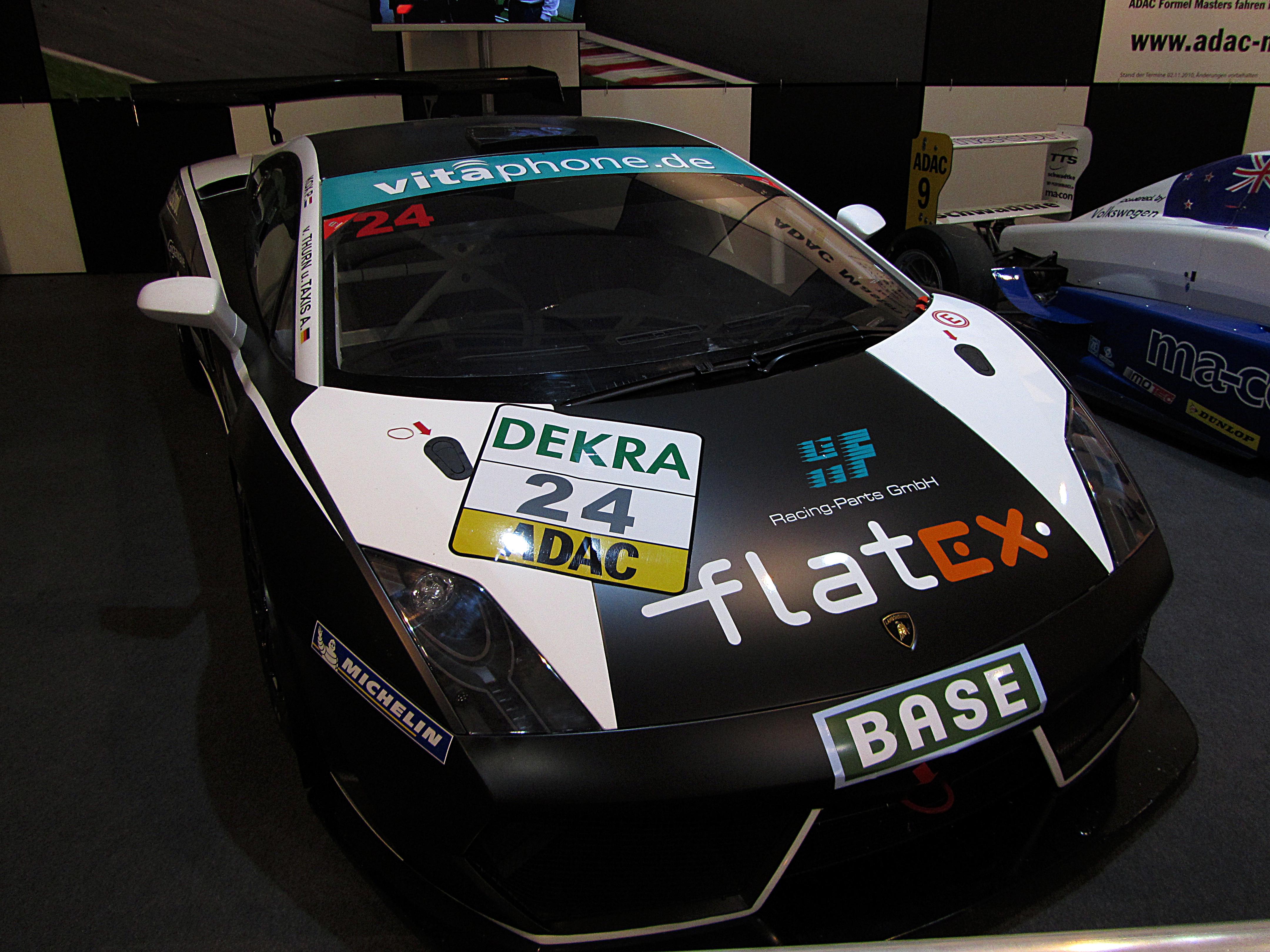File:Lamborghini Gallardo LP560 GT3.JPG