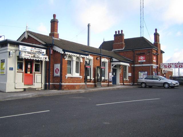 Leagrave railway station - Wikipedia
