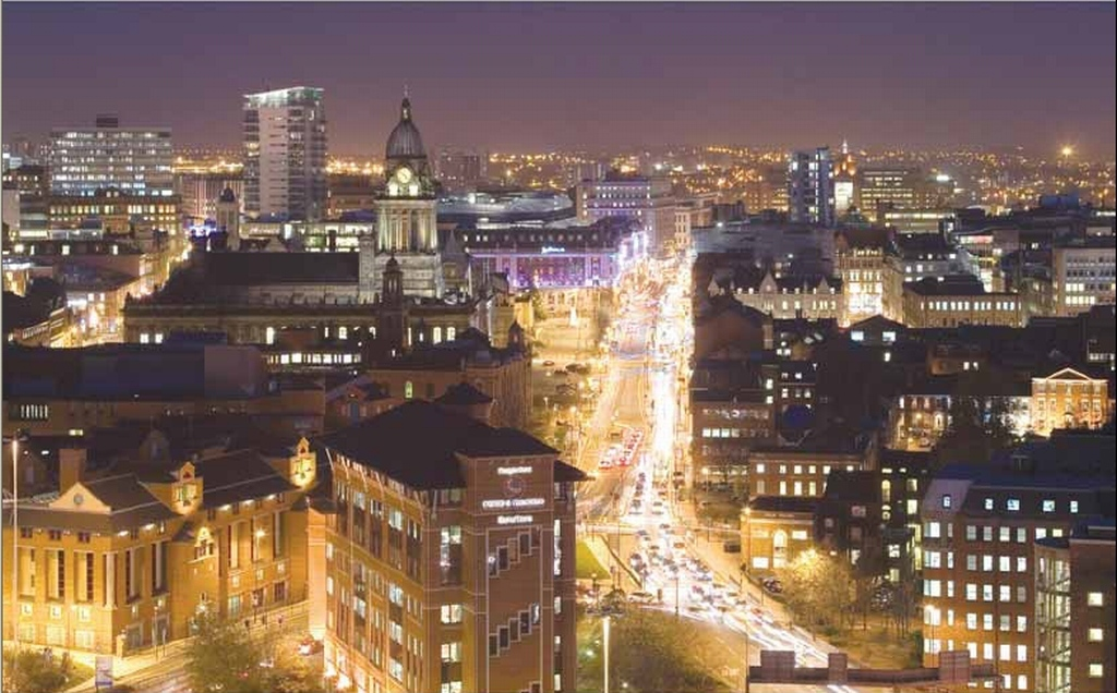 Commercial property deals on the rise in Yorkshire