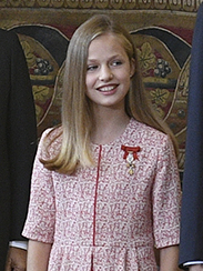 Leonor, Princess of Asturias Princess of Spain