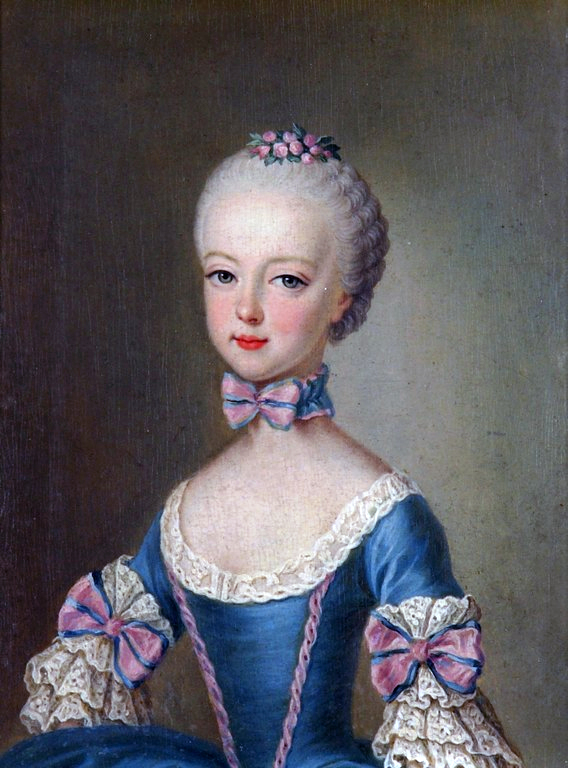 Liotard - Archduchess Maria Antonia - Schönbrunn, Study and Salon of Franz Karl.jpg