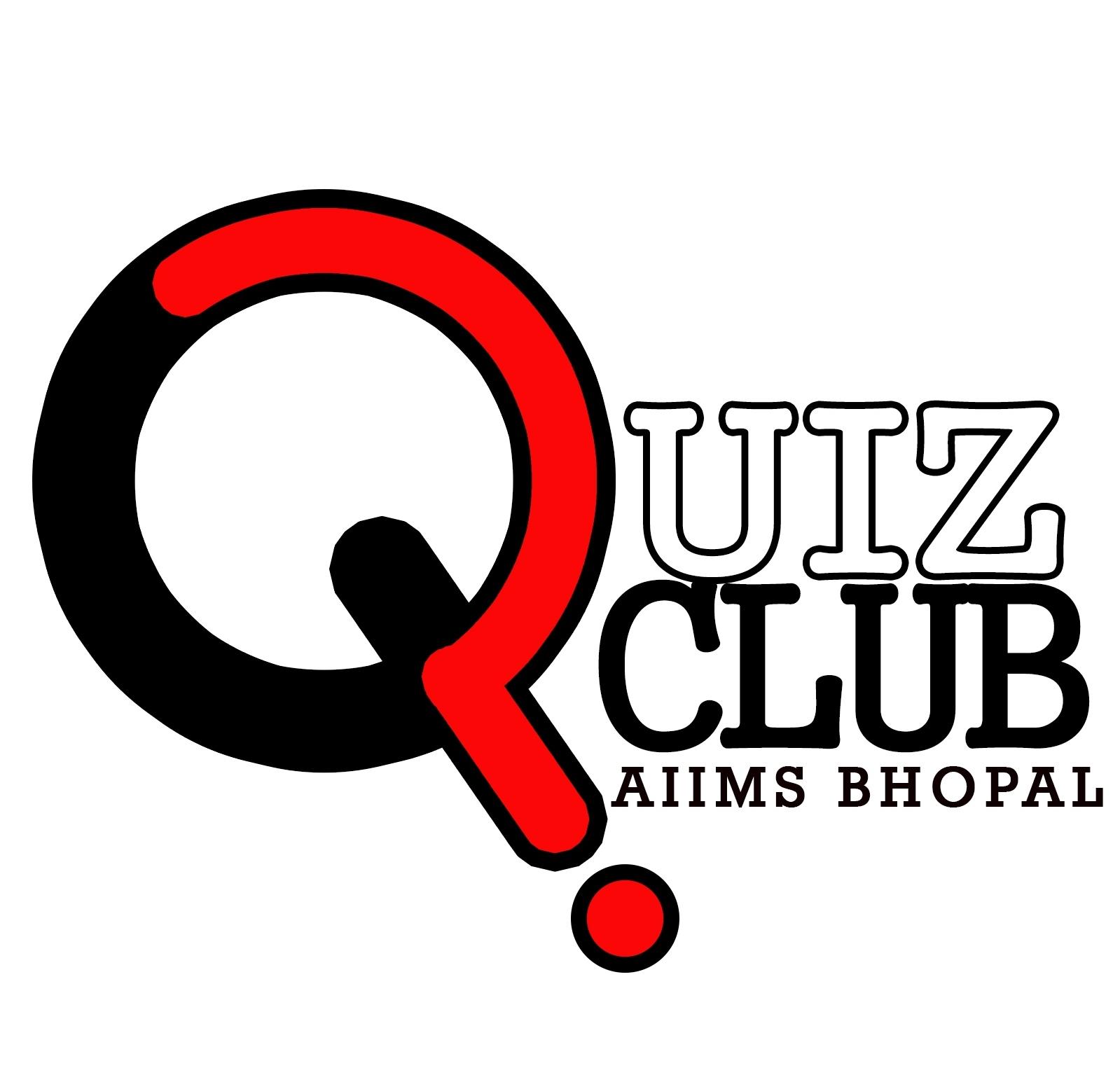 Filelogo Of Quiz Club Aiims Bhopaljpg Wikimedia Commons