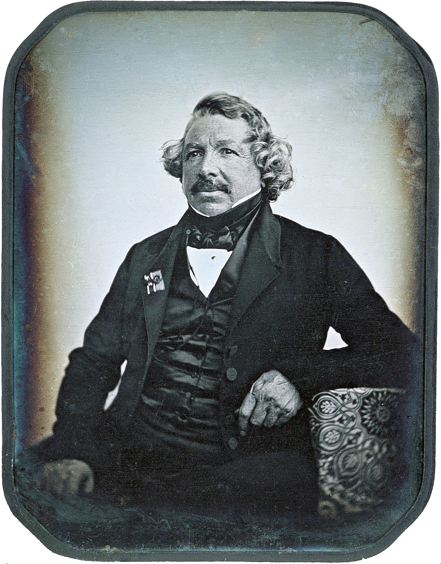 Image of Louis Jacques Mandé Daguerre from Wikidata