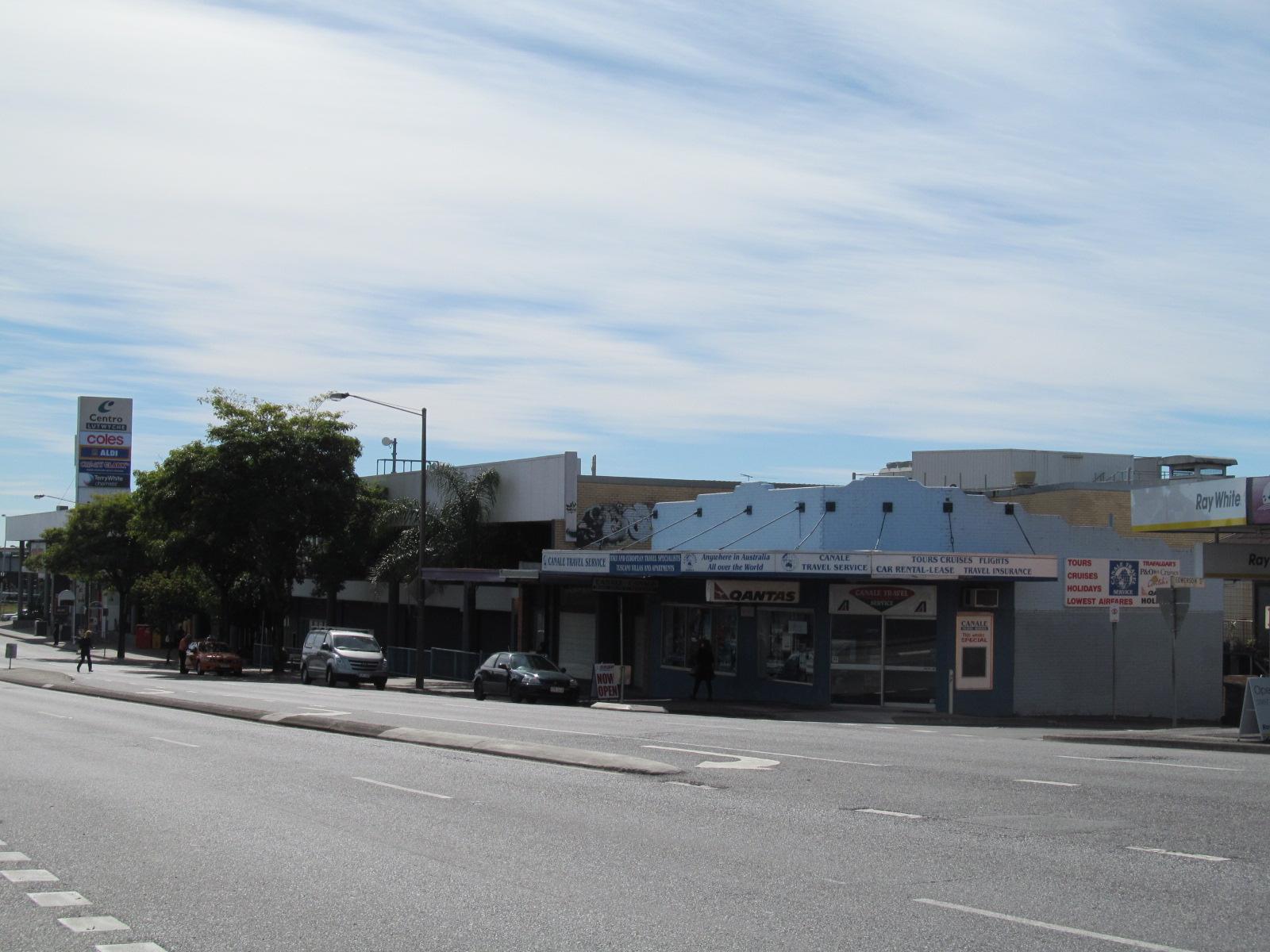 Filelutwyche Rd N From Swinburnejpg Wikimedia Commons